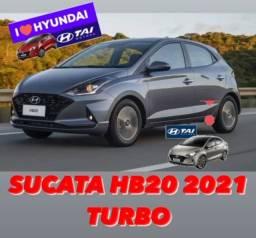 Sucata Hyundai Hb20 2021 para retirada de peças