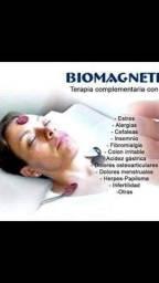 TERAPEUTA em BIOMAGNETISMO  MEDICINAL, neutraliza VÍRUS, FUNGOS,  BACTÉRIAS e PARASITAS.