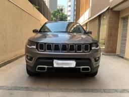 Título do anúncio: Jeep Compass 2.0 Turbo Diesel Limited 2020/2020 6.000kms igual ok part.