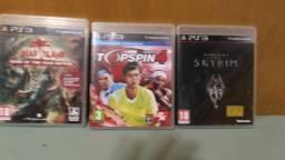 Título do anúncio: Playstation 3 + 9 jogos originais