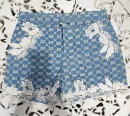 Vários shorts e saia Tam 36 Morena Rosa
