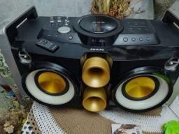 Hi-Fi<br>Mini  System FWP2000/78 Philips