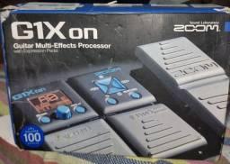 Pedaleira G1Xon zoom