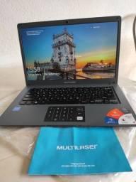 Título do anúncio: Notebook Multilaser Novo com nota fiscal