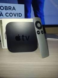 Apple tv 3° geração nunca usado *novo*