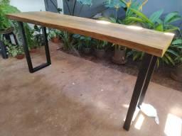 Mesa prancha de Madeira