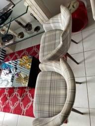 Vendo 2 cadeiras para Sala de Visita, Só venda