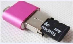 Adaptador de cartão micro sd