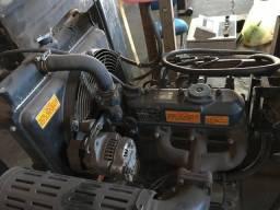 vende-se motor kubota d1105 completo