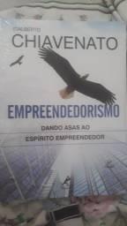 Livro Empreendedorismo -Dando Asas ao Espírito Empreendedor (Manole) Novo