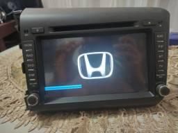 Título do anúncio: Multimedia original Honda Civic 2012 a 2016