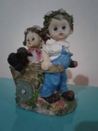 Bonecos de Resina