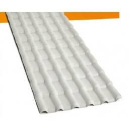 Telha de PVC Plan Concreto