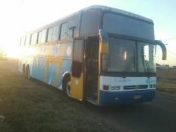 Ônibus escania k 113 carroceria buscar 380 com ar 46 poutronas bancada soft - 1994