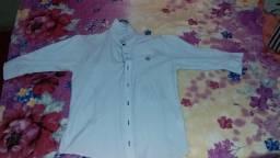 Camisas Sociais Tamanho ( P )