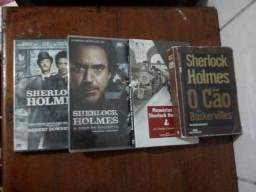 Livros Diversos e Dvd's em bom estado