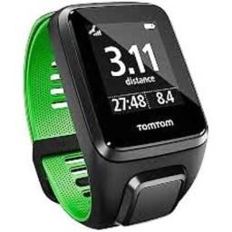 Relógio TomTom Runner Basic com GPS, à Prova de água e Bluetooth