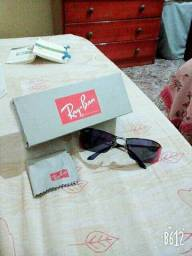 T V oculos de sol Rayban masculino + relogio euro feminino d39bfc7284