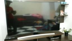 Tv Samsung Smart 55 Pol Curve 4k Top