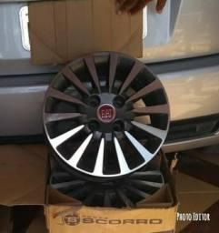 Rodas esportivas Fiat original 13