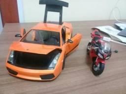 Colecionáveis Lamborghini + R1