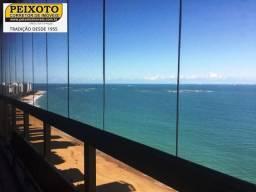 Apartamento de frente para Praia de Itaparica, melhor área de lazer de Vila Velha!