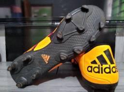 Chuteira Adidas X FXG numero 39