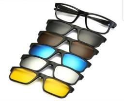 Óculos Polarizadas Magnéticos