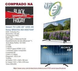TV 49? LED 4K UHD Sony Bravia