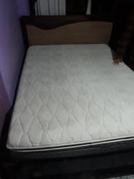 Colchão com cama