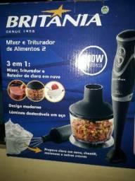 Mix Britânia 3 em 1 só 100 reais