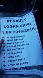 Logan Express 2016 Impecavel!!! - 2016