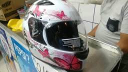Promoção de capacete