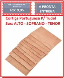 Cortiça Portuguesa Reparo Tudel Sax - Alto - Soprano - Tenor