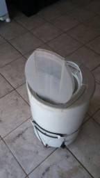 Centrífuga Faso entrega