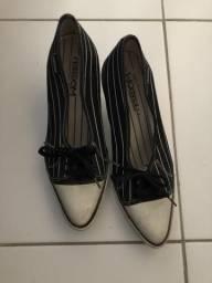 Sapato tipo tênis