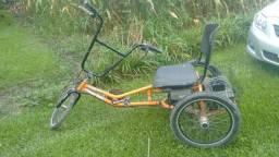 Triciclo Praiano Elétrico