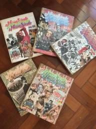 Livros - Nosso Século - 5 Volumes