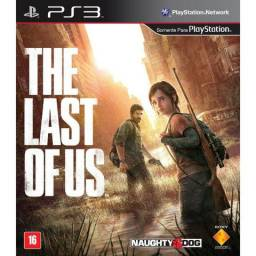 The Last Of Us Playstation 3 pouco uso