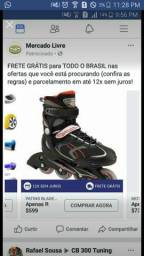 Vendo Roller / patins