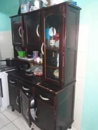 Armario de cozinha madeira 350 $