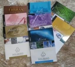 Coleção de Livros Poliedro