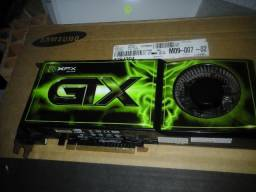 Vendo Placa de vídeo GTX 280 1GB - Façam Suas Propostas!!!