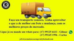 Fretes e Mudanças Rio Preto e Região