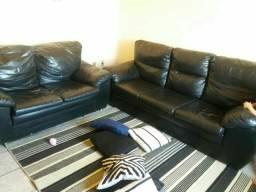 Jogo de sofá corino