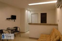 Apartamento com 1 dormitório para alugar, 30 m² por R$ 1.650,00/mês - Itaipu - Niterói/RJ