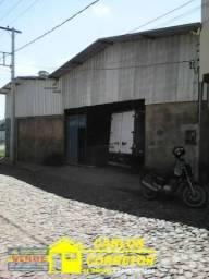 Galpão comercial no bairro Santa Bernadetye - Ubá MG