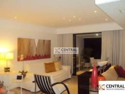 Apartamento com 3 dormitórios à venda, 138 m² por R$ 880.000 - Pituba - Salvador/BA