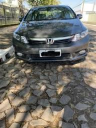 Honda Civic lxr top de linha - 2014