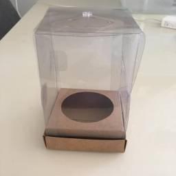 Caixa para Mini Panetone